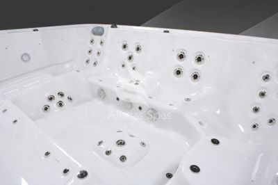 СПА бассейн Allseas Spas PS 600 330х233х98 см