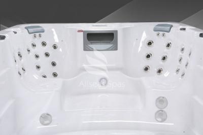 Плавательный СПА бассейн Allseas Spas Ocean Dream 42, 420х225х127 см