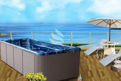 Плавательный СПА бассейн Allseas Spas Ocean Dream 52, 524х225х127 см