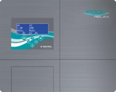 Автоматическая станция Poоl Relax Oxygen O2, pH (активный кислород)