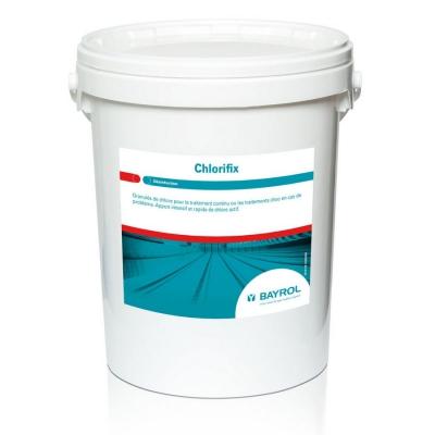 Bayrol Хлорификс (ChloriFix) гранулы, 25 кг