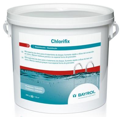 Bayrol Хлорификс (ChloriFix) гранулы, 5 кг