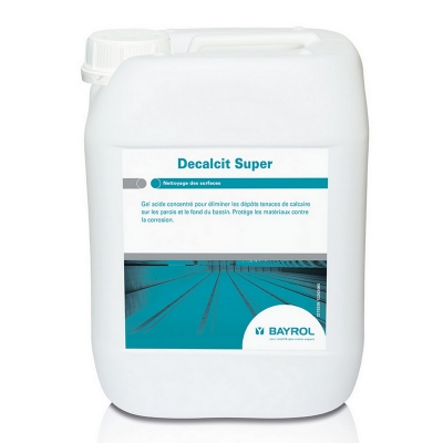 Bayrol Декальцит Супер (Decalcit Super) против известкового налета, жидкий, 1л