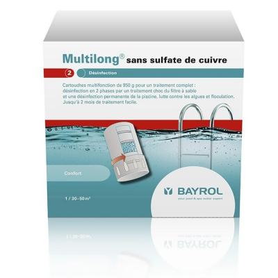 Bayrol Мультилонг (MultiLong) комплексное средство, 3,8 кг