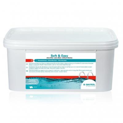 Bayrol Софт энд изи (Soft & Easy) комплексное средство, 1.12 кг