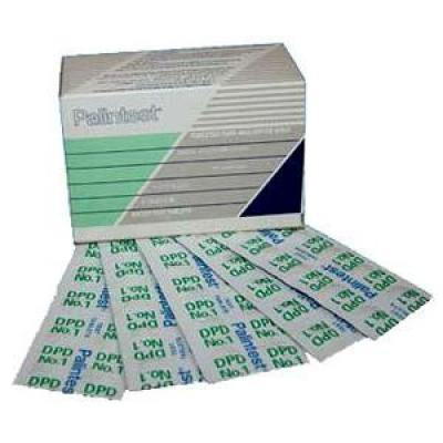 Таблетки для фотометра Bayrol DPD3 (общий Cl), 10 таблеток (Bayrol)