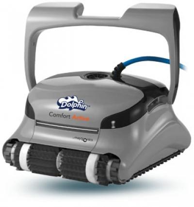 Пылесос автоматический Dolphin Comfort Active супер-щетка