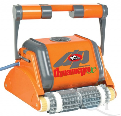 Пылесос автоматический Dolphin Dynamic PRO X комби-щетка