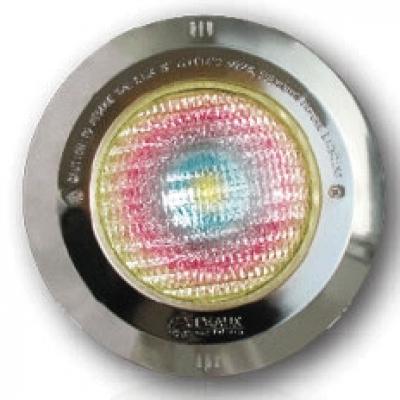 Прожектор под плитку из нерж. стали 300 Вт Emaux UL-NP300S, ниша пластик