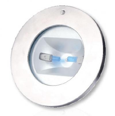 Прожектор под плитку из нерж. стали 75 Вт Emaux 12В ULH-100C (Opus)