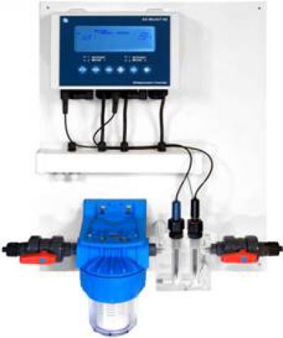 Автоматическая станция PH–RX Control без дозирующих насосов