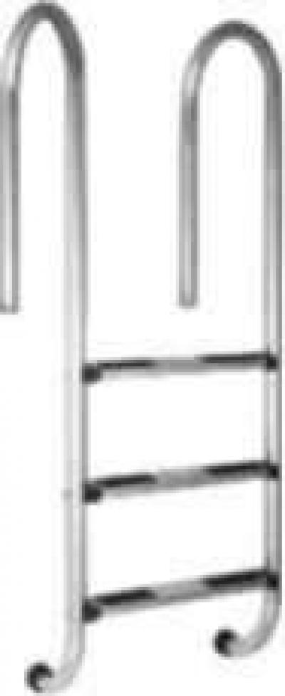 Лестница Fiberpool MURO AISI-304 3 ступени