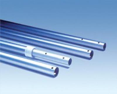 Штанга Fiberpool алюминиевая, 3.75-7.5м