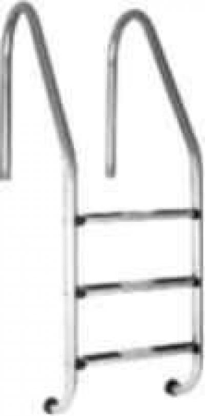 Лестница Fiberpool STANDARD AISI 304 5 ступеней