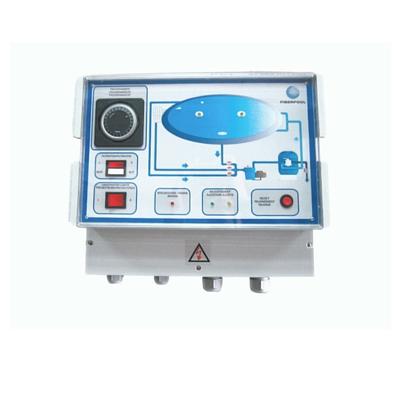 Блок управления фильтрацией и подсветкой Fiberpool VC039MD с дистанционным управлением