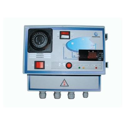 Блок управления фильтрацией и нагревом Fiberpool VC041 расход 5-30м3/ч