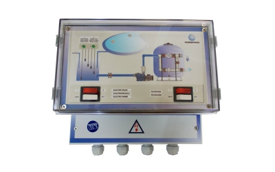 Блок управления переливом для переливной емкости VC071