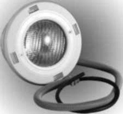 Прожектор под плитку из ABS-пластика 300 Вт Fiberpool кабель 3 м