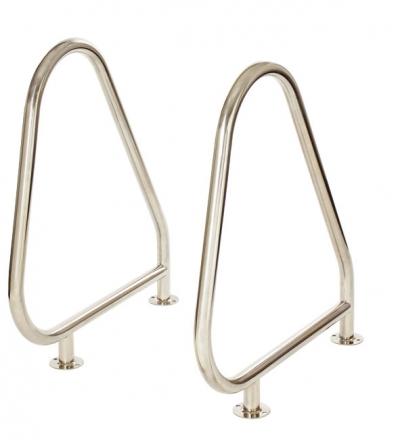 Поручень для лестниц из двух элементов Flexinox AISI-316 (87164011)
