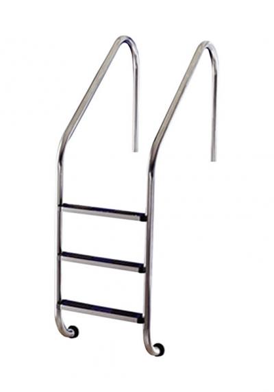Лестница Flexinox OVERFLOW AISI-304 4 ступени