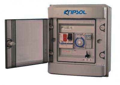 Электрический щит управления фильтровальной установкой Kripsol АМ-100, 220 В