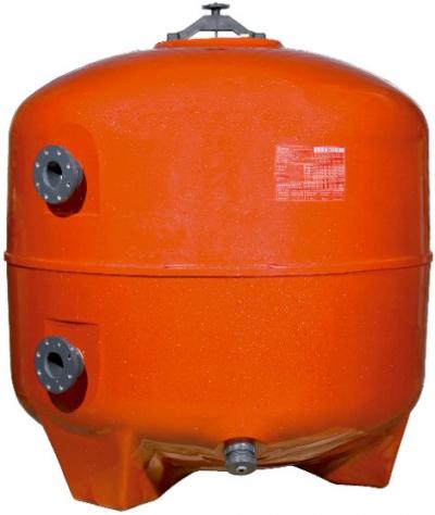 Фильтр 23 м3/ч Kripsol Brasile 1200 мм 20 м3/ч/м2 (без обвязки)(BL 23-1200.B)