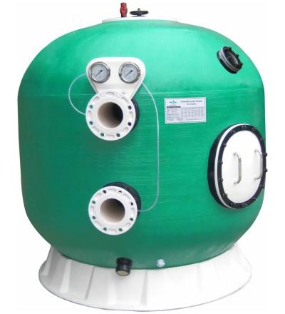 Фильтр 157 м3/ч Pool King 2000 мм 50 м3/ч/м2 (K2000TD) трубч.сеп. c доп.опц.