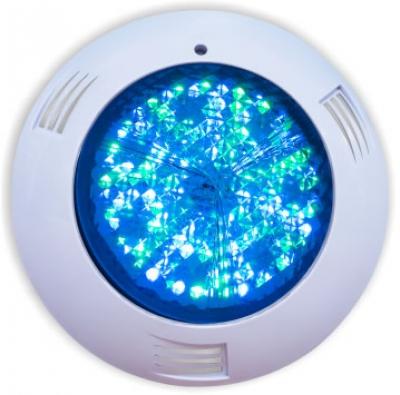 Прожектор светодиодный под плитку из ABS-пластика Pool King 18 Вт TLBP-Led252 (Многоцветный)