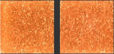 Мозаика стеклянная однотонная Rose Matrix Color 10х10 мм A33(2)