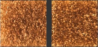 Мозаика стеклянная однотонная Rose Matrix Color 10х10 мм A34(1)