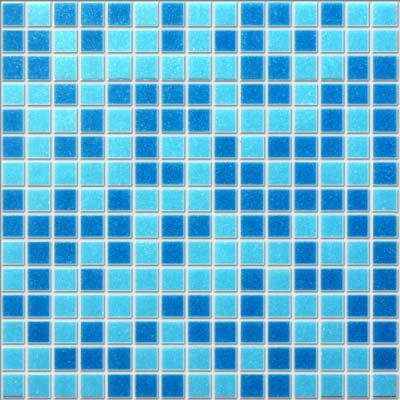 Стеклянная мозаичная смесь Rose Angel Blu R+