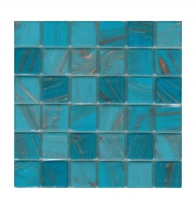 Стеклянная мозаичная смесь Rose Blue Label R+