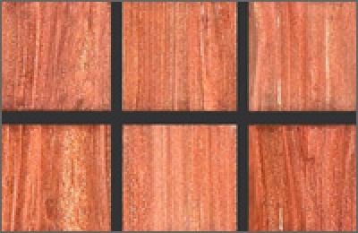 Мозаика стеклянная однотонная Rose Gold Star 20х20 мм GA03(5)