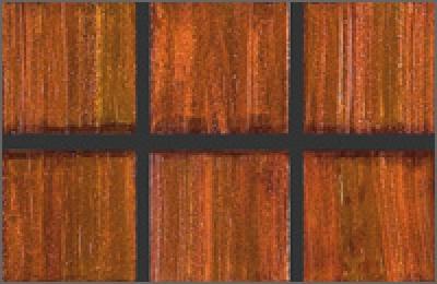 Мозаика стеклянная однотонная Rose Gold Star 20х20 мм GA34