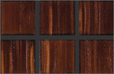 Мозаика стеклянная однотонная Rose Gold Star 20х20 мм GA36