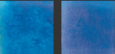 Мозаика стеклянная однотонная Rose Rainbow 20х20 мм WA15