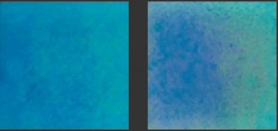 Мозаика стеклянная однотонная Rose Rainbow 15х15 мм WA16