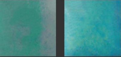 Мозаика стеклянная однотонная Rose Rainbow 10х10 мм WA22