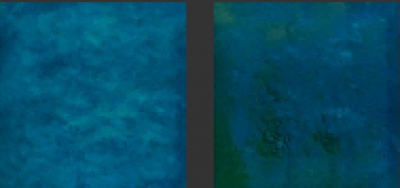 Мозаика стеклянная однотонная Rose Rainbow 15х15 мм WA24
