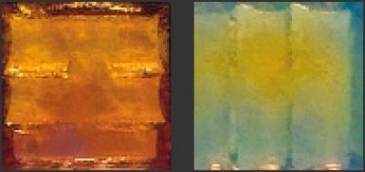 Мозаика стеклянная однотонная Rose Rainbow 15х15 мм WA35