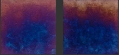 Мозаика стеклянная однотонная Rose Rainbow 10х10 мм WA45
