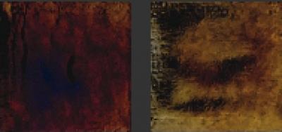 Мозаика стеклянная однотонная Rose Rainbow 10х10 мм WB48