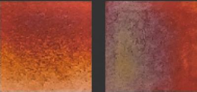 Мозаика стеклянная однотонная Rose Rainbow 20х20 мм WB92