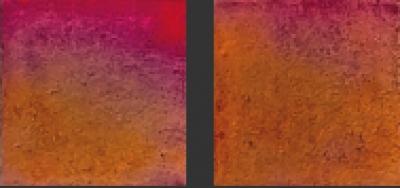 Мозаика стеклянная однотонная Rose Rainbow 20х20 мм WB95