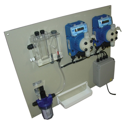 Автоматическая станция Seko Kontrol TPR 803, pH/Rx, 20-54 л/ч, 0.1-5 бар