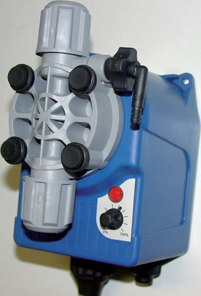 Дозирующий насос мембранный Seko Invikta 5 л/ч (FPM)