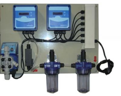 Автоматическая станция Seko Kontrol Gen pH/Rx