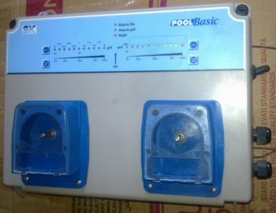 Автоматическая станция Seko Pool Basic pH/Rx , 5 л/ч