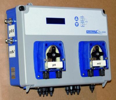 Автоматическая станция Seko Pool Basic pH/Ox, 1.5 л/ч