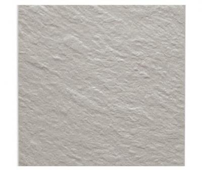 Плитка фарфоровая Serapool противоскользящая рельефная Rolyef 25х25 см, серая